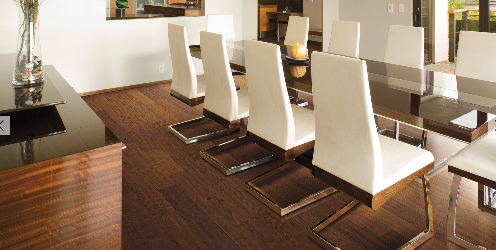 Hardwood flooring buying guide what to know carpet heritage - Types of floor rugs to liven up your home ...
